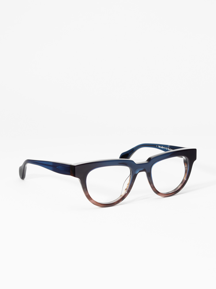 Theo Mille+14 005 blue brown gradient