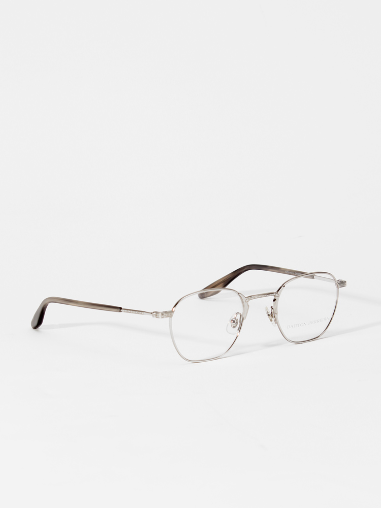 Barton Perreira Ginsberg Silver