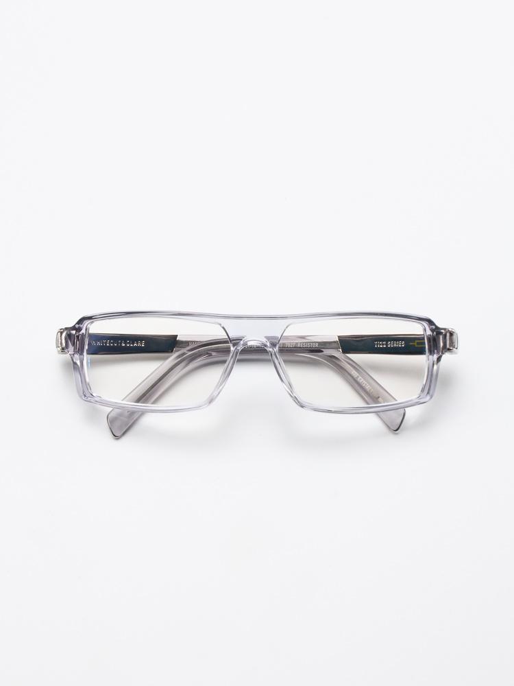Whiteout & Glare Volt / Resistor crystal titanium