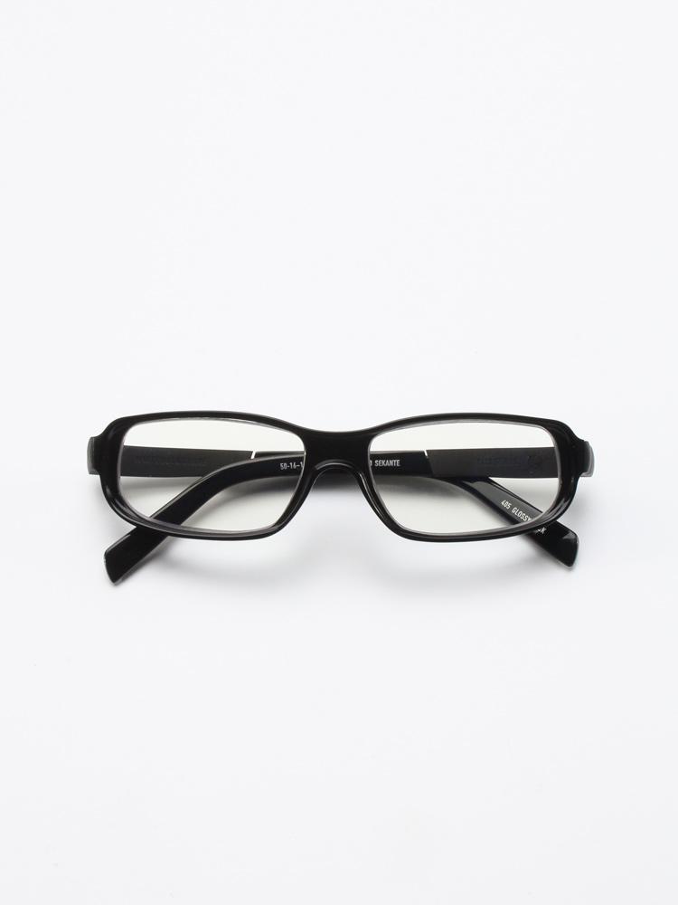 Whiteout & Glare Kaleidoscope / Sekante glossy black titanium