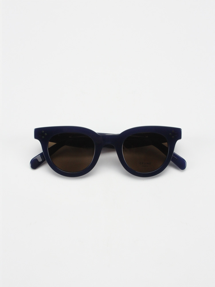 Céline CL 41375/S Anna deep navy blue