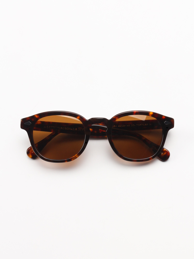 Moscot / Originals Lemtosh 49 tortoise sun