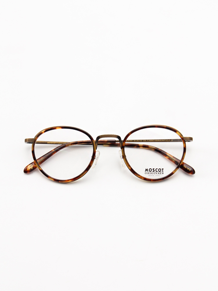 Moscot / Originals Bupkes classic havana/antique gold